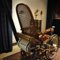 Steampunk Exhibit at PSU Berks