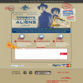 Send a Cowboy and Aliens Telegram