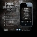 Official Rise Of The Planet of the Apes app for the iPhone and iPad