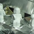 LEGO Minifigs in SPACE, No Really