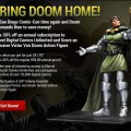 Cool Exclusive Victor von Doom Action Figure