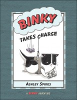 Binky Takes Charge Book Cover