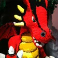 LEGO Castle Exhibit at Reading Museum