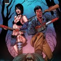 Army Of Darkness Cross-Over With Hack/Slash, Written By Hack/Slash Creator Tim Seeley