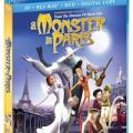 A Monster in Paris DVD