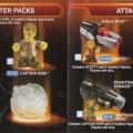 Star Trek Fighter Pods Series 1 Checklist