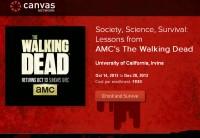 Walking Dead Class