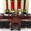Legal LEGO Gals