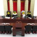 Legal LEGO Gals