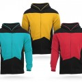 Review: Star Trek Hoodies from ThinkGeek