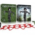 EDWARD SCISSORHANDS Limited Edition Commemorative Blu-ray Giftset