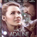 The Age of Adaline on DVD and Blu-Ray