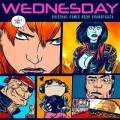 WEDNESDAY Comic Book Companion Soundtrack and Score Albums