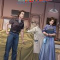 Wizard World Philadelphia 'Back To The Future' VIPs To Receive Limited Edition Exclusive Variant Cover 'BTTF #1' Comic By Luis Antonio Delgado, June 2-5