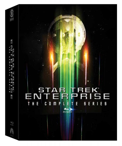 Star Trek Enterprise DVD Bluray