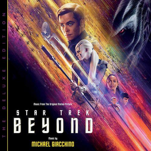 Star Trek Beyond Deluxe CD