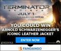 Fandango is Giving Away a Terminator Jacket