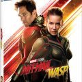 Ant-Man & The Wasp Coming to DVD & Blu-ray